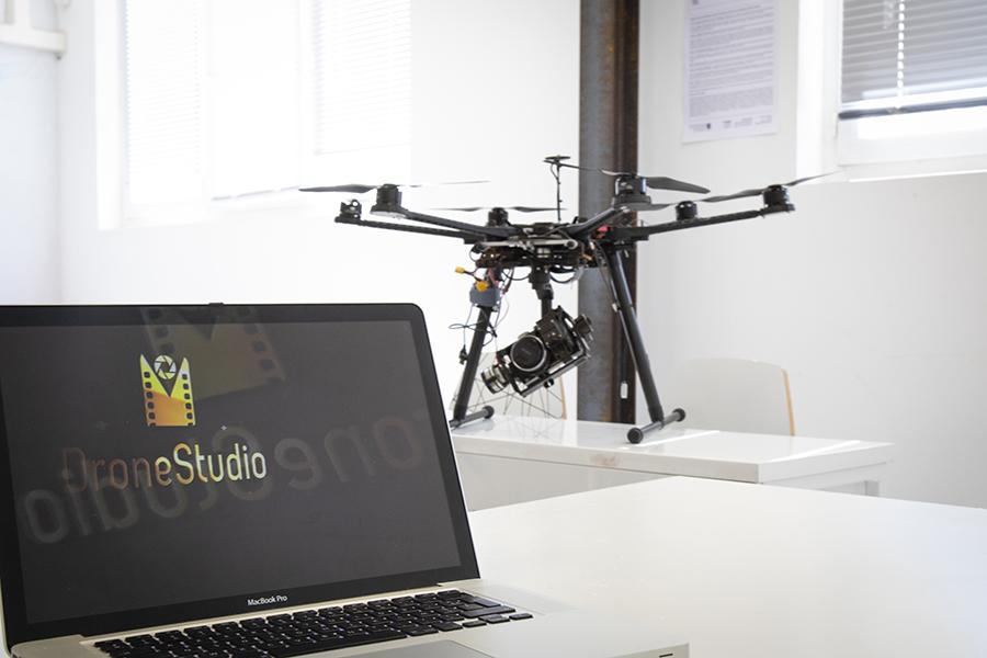 Dronestudio formation drone Montpellier