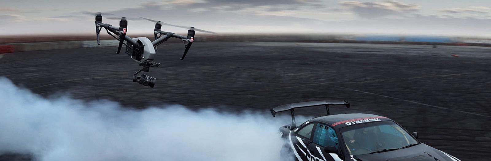 pilote drone