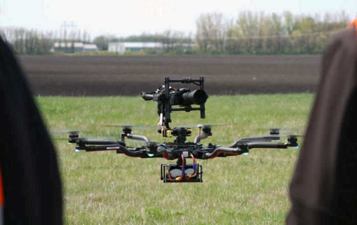 Piloter un drone