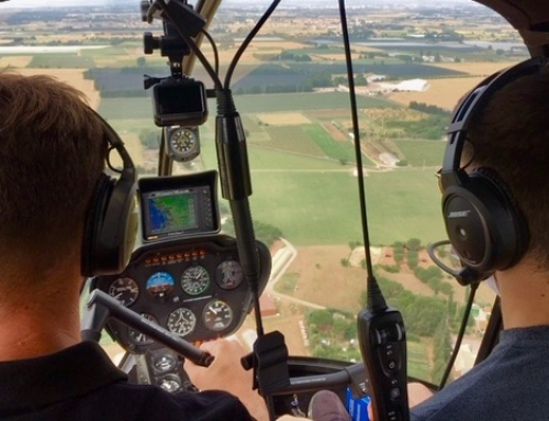 De télépilote à pilote hélicoptère
