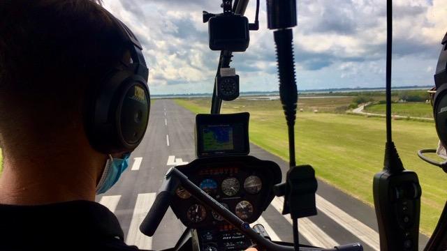 pilote hélicoptère