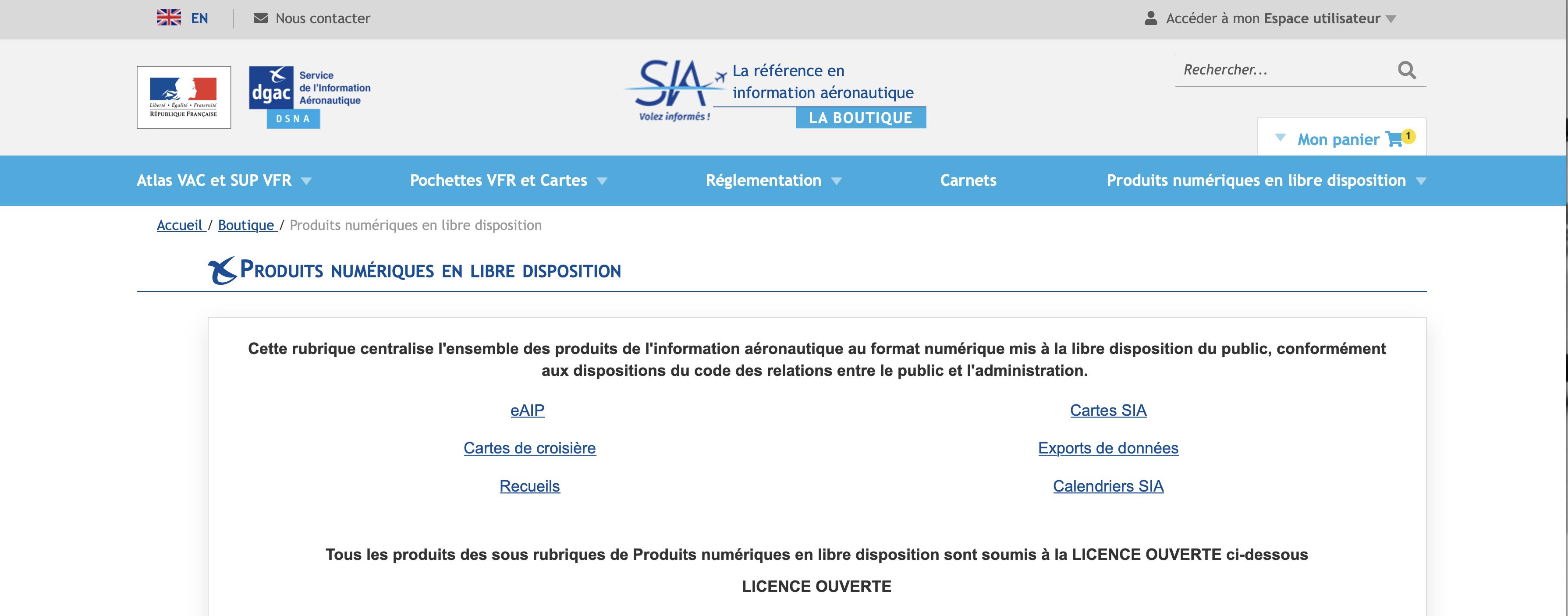 Mise A Disposition Des Cartes Oaci En Version Numerique Dronestudio Formation