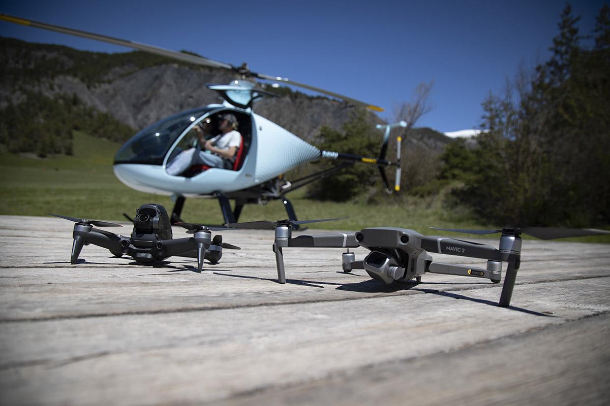 Dronestudio-CENTRE DE FORMATION TÉLÉPILOTE